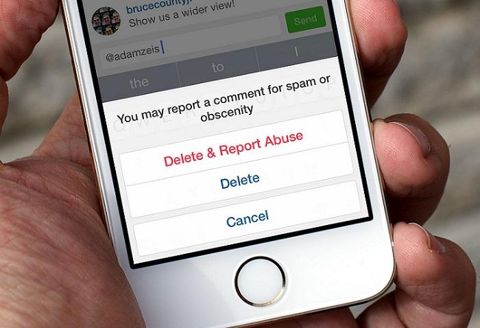 چرا در اینستاگرام ریپورت میشوید؟