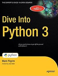 کتاب Dive into Python 3