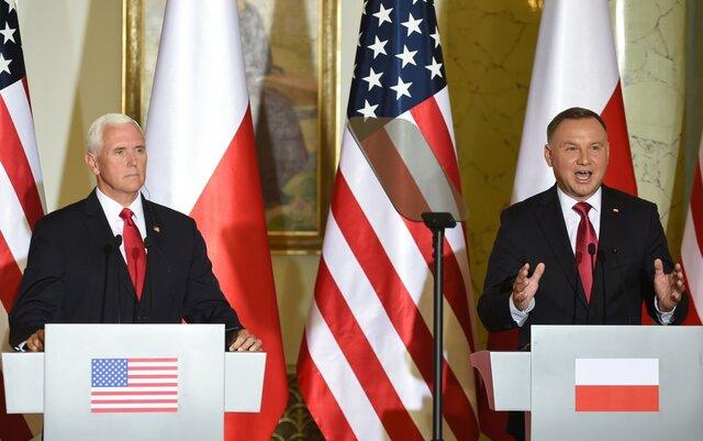 اقدام مشترک آمریکا و لهستان