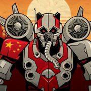 حمله سایبری چین به آمریکا
