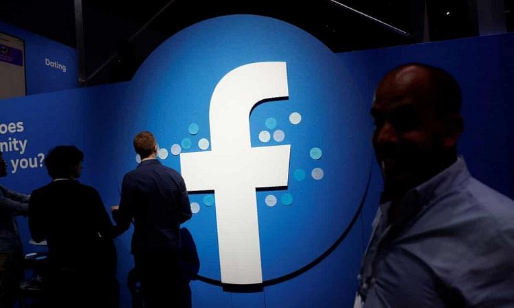 فشار آمریکا و انگلیس به فیس بوک
