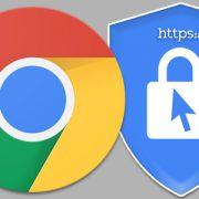 مسدود کردن محتوای ناامن توسط گوگل کروم