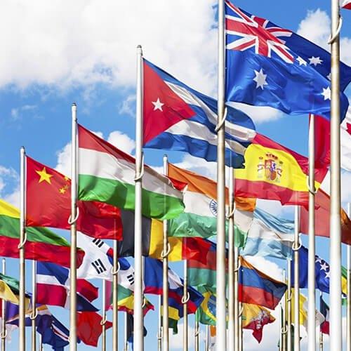 فعال ترین کشورها در زمینه هک و امنیت