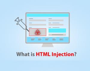 آشنایی با آسیب پذیری Html injection