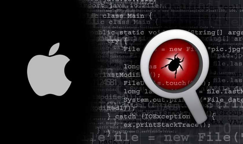 آسیبپذیری 50 هزار دلاری اپل