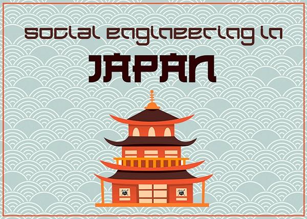 مهندسی اجتماعی در ژاپن